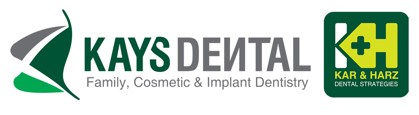 Kay's dental clinic logo